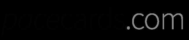 Pacecards.com logo